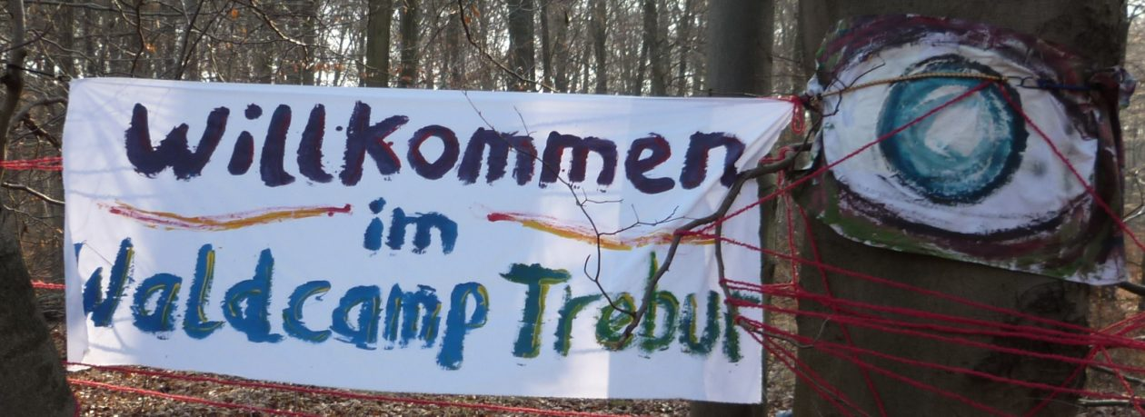 Treburer Wald bleibt! | Trebur forest stays!